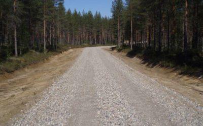 Metsätien peruskorjaus on kannattava investointi