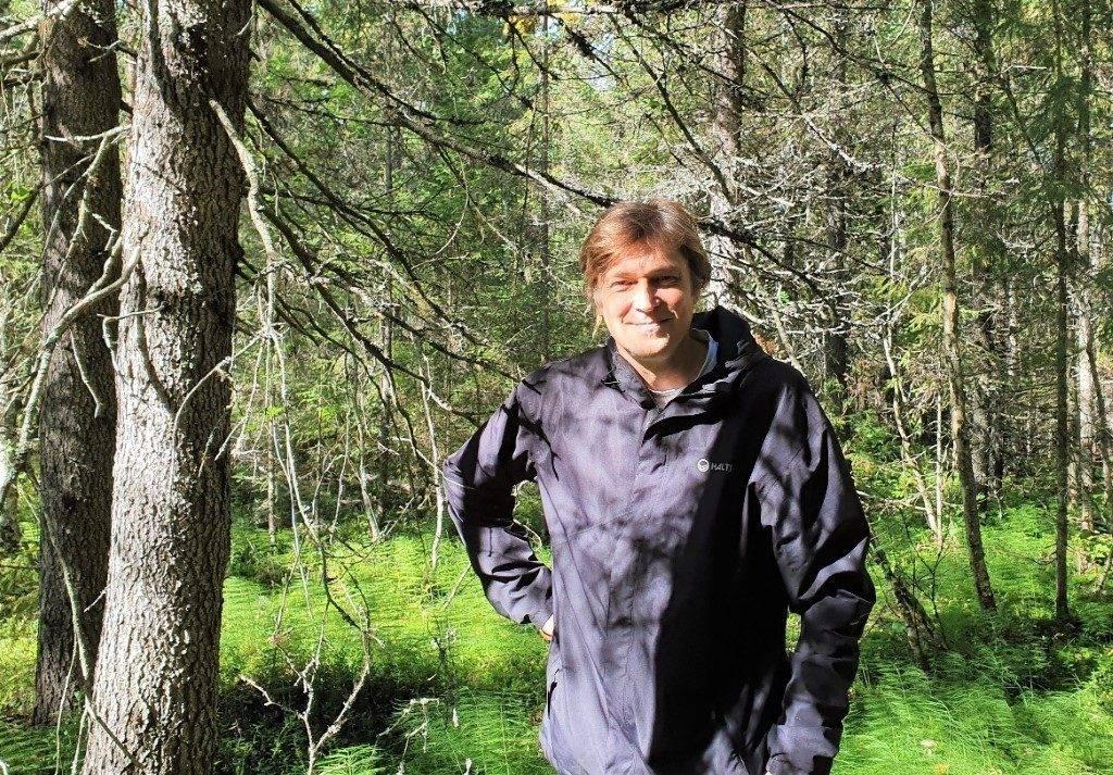 Metsäsijoittaja Kimmo Moilanen
