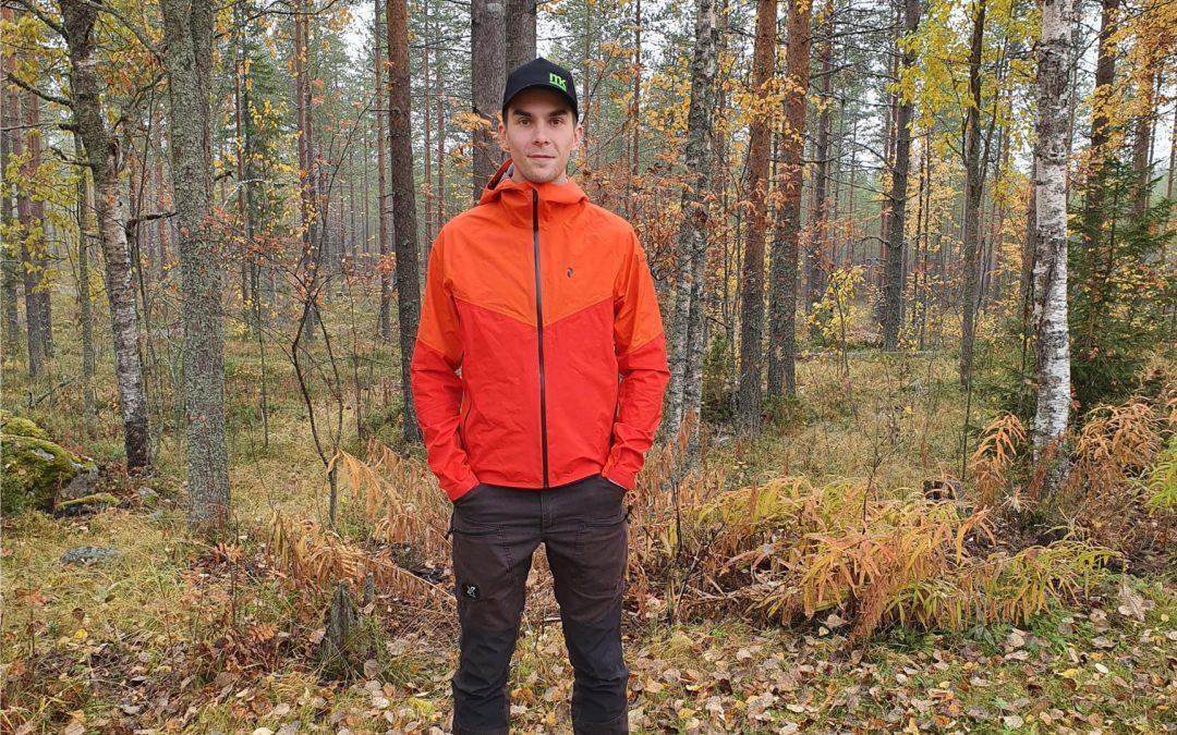 Uusi metsäasiantuntijamme Kainuussa